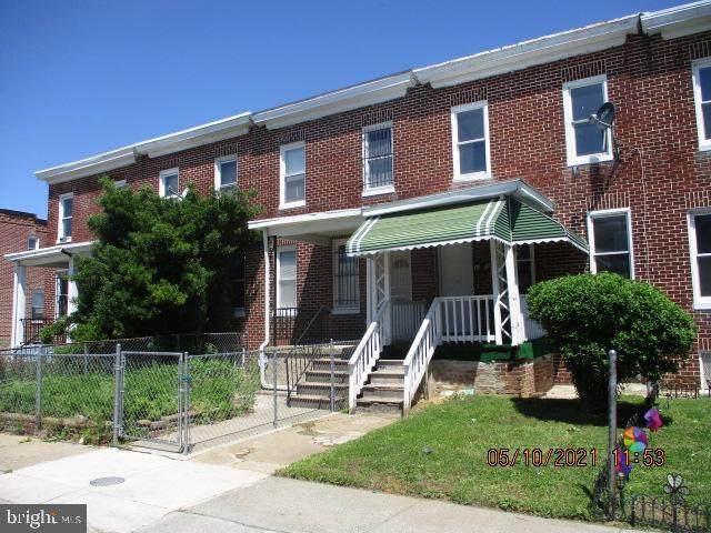3406 Lyndale Avenue, BALTIMORE, MD 21213 (#MDBA2013730) :: Bic DeCaro & Associates