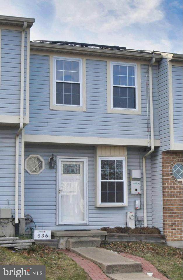 836 Olive Branch Court, EDGEWOOD, MD 21040 (#MDHR2004140) :: ROSS | RESIDENTIAL