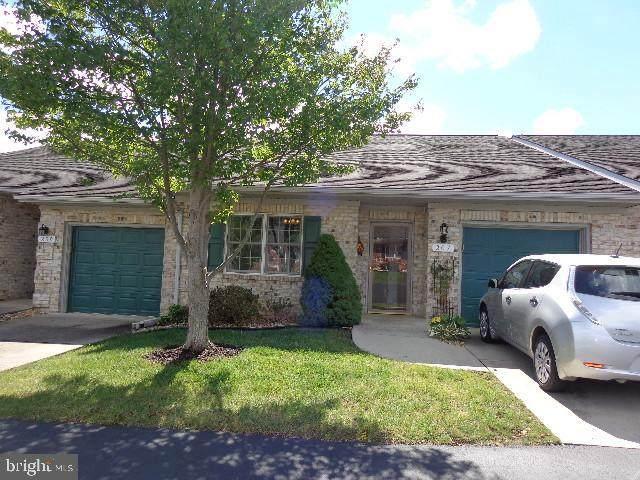 207 Sunbrook Lane #66, HAGERSTOWN, MD 21742 (#MDWA2002504) :: The Schiff Home Team
