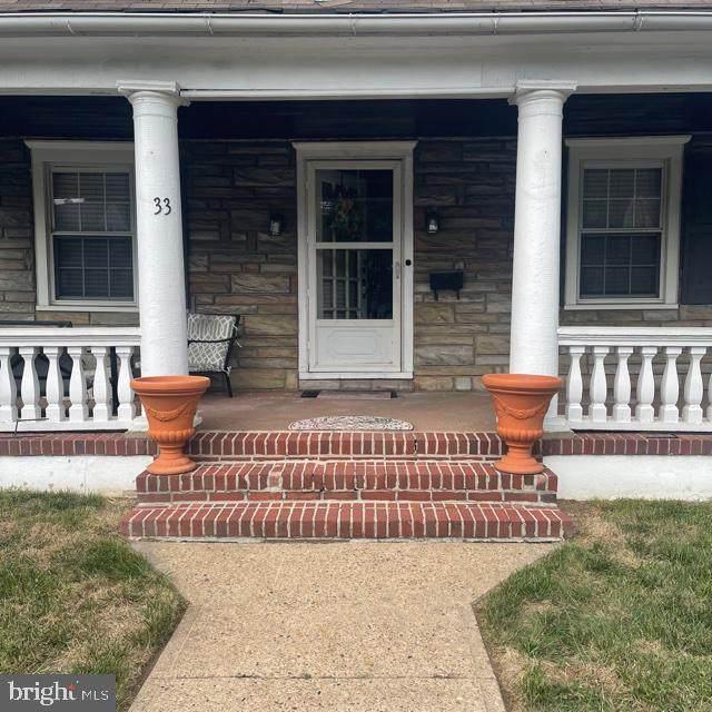 33 Redwood Avenue, TRENTON, NJ 08610 (#NJME2005536) :: ROSS | RESIDENTIAL