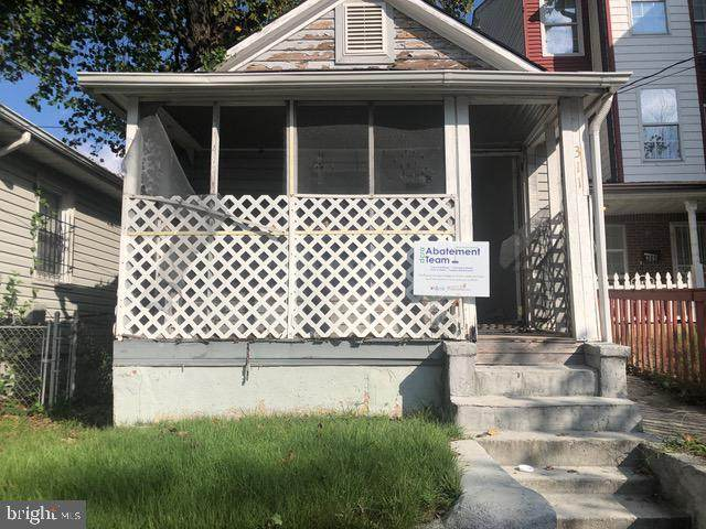 311 56TH Street NE, WASHINGTON, DC 20019 (#DCDC2015538) :: Revol Real Estate