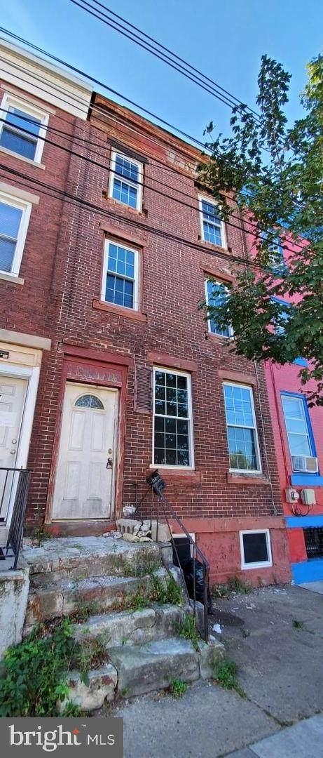 705 Bridge Street, TRENTON, NJ 08611 (#NJME2005592) :: ROSS | RESIDENTIAL
