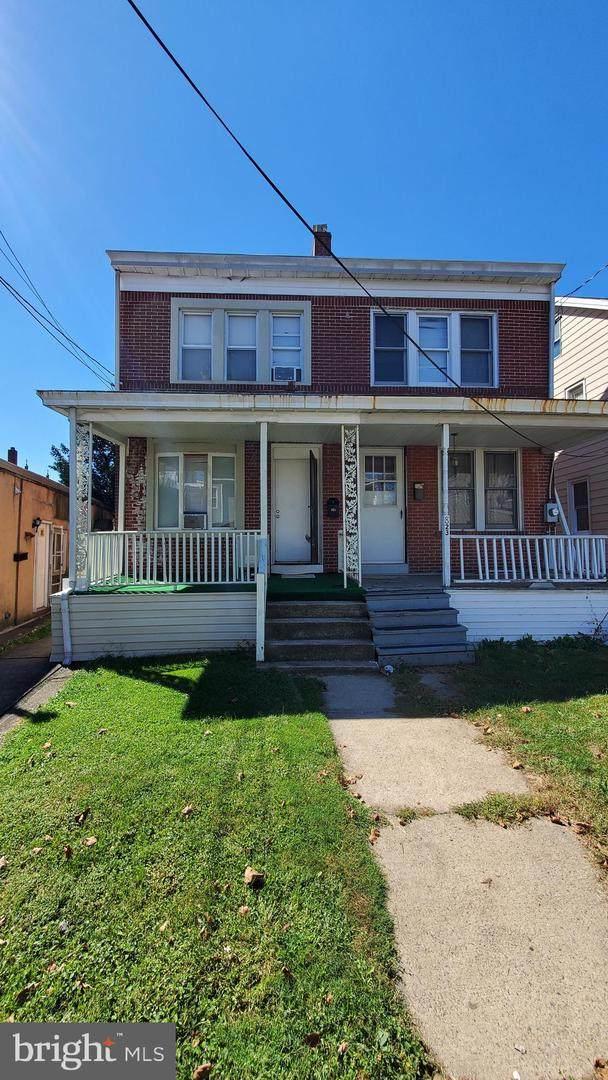 821 Spruce Street, TRENTON, NJ 08638 (#NJME2005606) :: The Lux Living Group