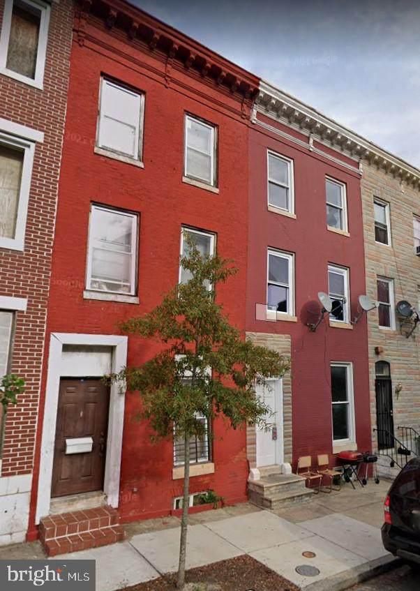 2525 Francis Street, BALTIMORE, MD 21217 (#MDBA2014074) :: Berkshire Hathaway HomeServices PenFed Realty