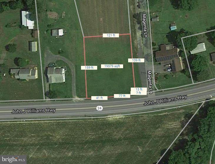 0.45 Acre Lot John J Williams Highway - Photo 1