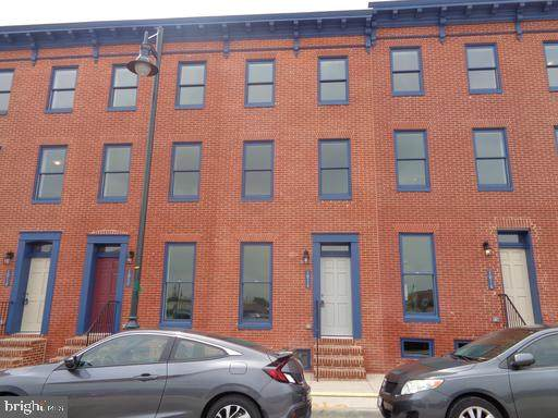 1008 Mcdonogh Street, BALTIMORE, MD 21205 (#MDBA2014196) :: Gail Nyman Group