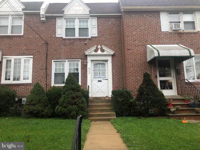 53 S Morton Avenue, MORTON, PA 19070 (#PADE2008478) :: Potomac Prestige