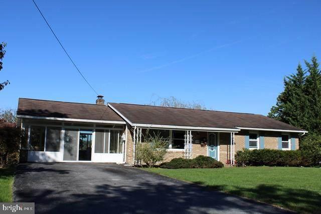307 Crestwood Drive, CHAMBERSBURG, PA 17202 (#PAFL2002488) :: City Smart Living