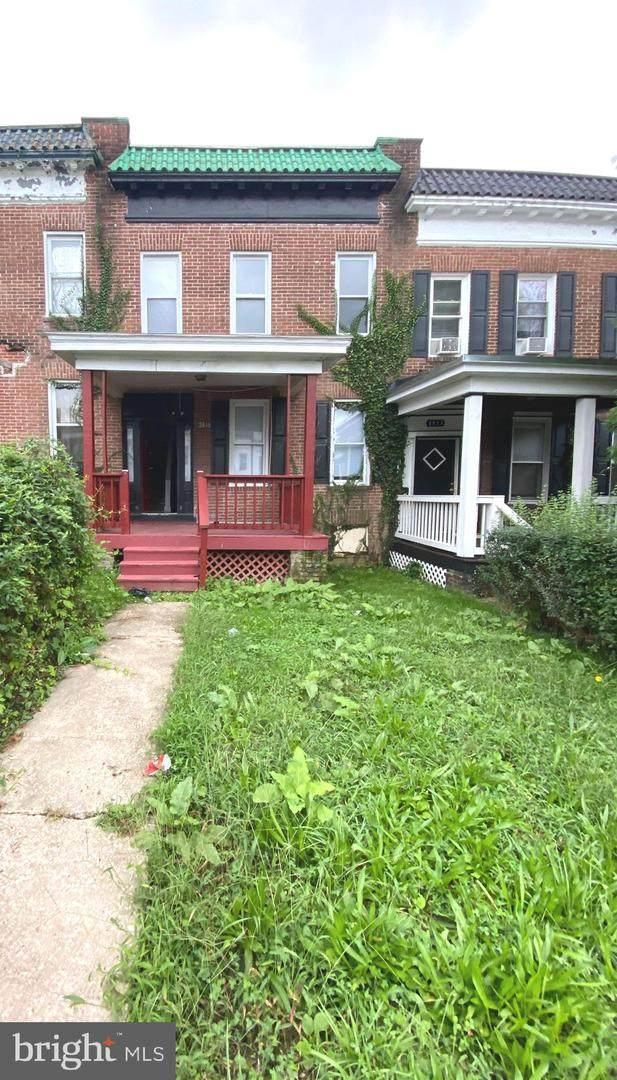 2915 Rockrose Avenue, BALTIMORE, MD 21215 (#MDBA2014252) :: Keller Williams Flagship of Maryland
