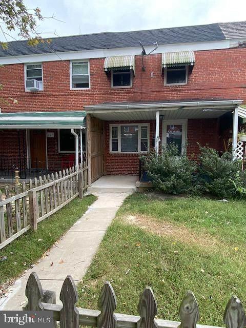 813 Mildred Avenue, BALTIMORE, MD 21222 (#MDBC2012738) :: The Miller Team