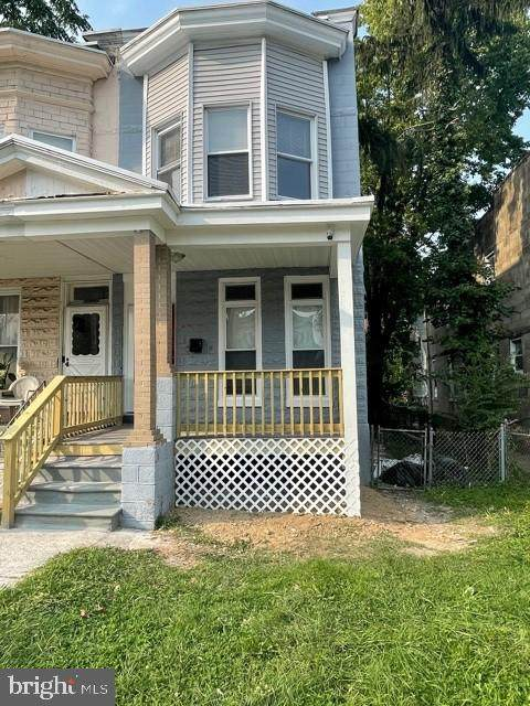 706 E 41ST Street, BALTIMORE, MD 21218 (#MDBA2014318) :: The Putnam Group