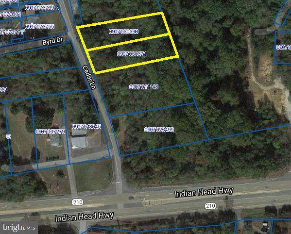 Cedar, INDIAN HEAD, MD 20640 (#MDCH2004346) :: The Maryland Group of Long & Foster Real Estate