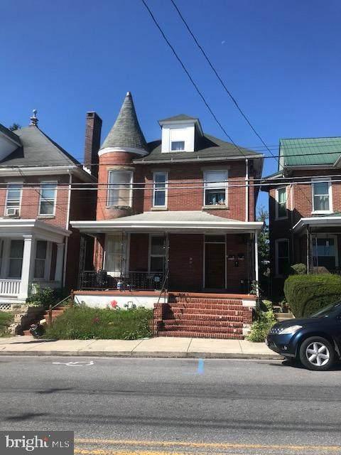 31 N Franklin Street, CHAMBERSBURG, PA 17201 (#PAFL2002540) :: Flinchbaugh & Associates