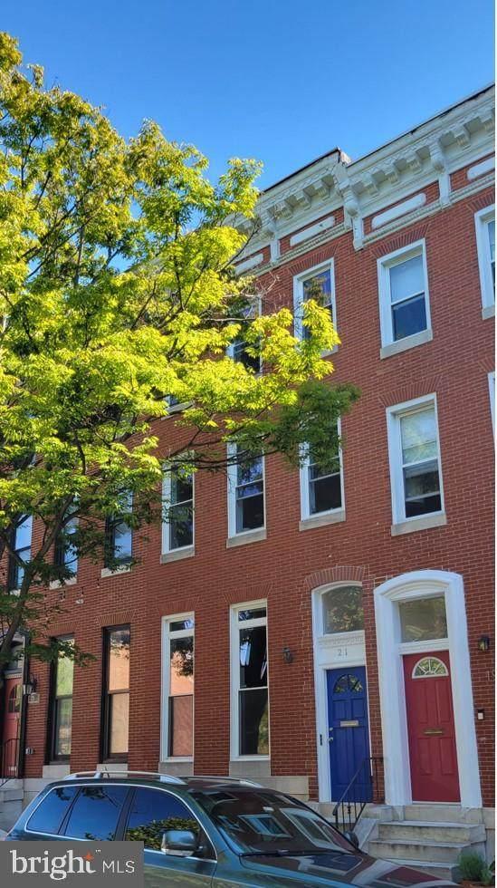 21 N Chester, BALTIMORE, MD 21231 (#MDBA2014676) :: Revol Real Estate