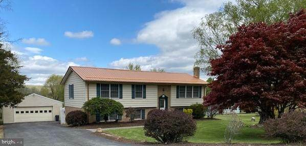 140 Carpenters Ave., WARDENSVILLE, WV 26851 (#WVHD2000346) :: Shawn Little Team of Garceau Realty