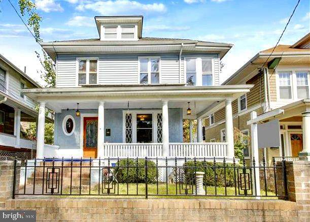1311 NW Delafield Place NW, WASHINGTON, DC 20011 (#DCDC2016888) :: Blackwell Real Estate