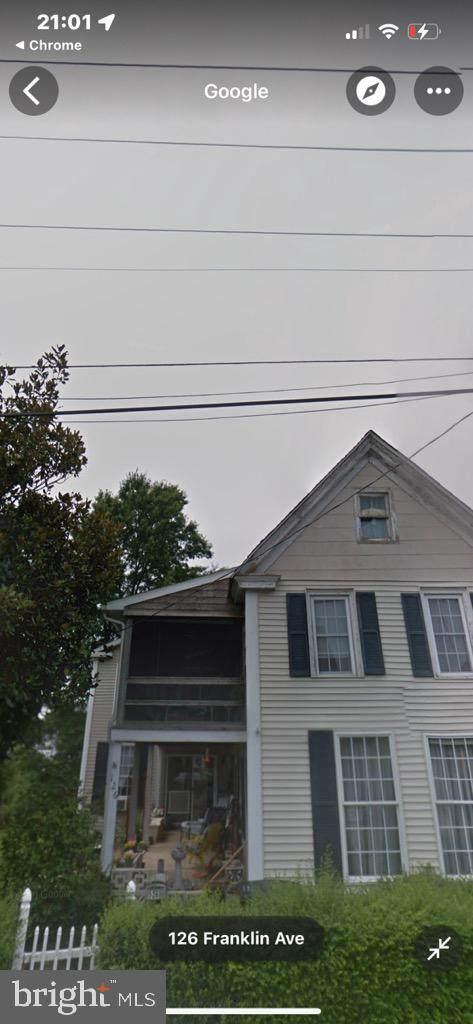 126 Franklin Avenue, LEWES, DE 19958 (#DESU2007878) :: Loft Realty