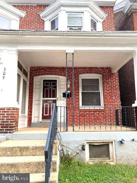 511 Walnut Street, POTTSTOWN, PA 19464 (#PAMC2013882) :: Ramus Realty Group