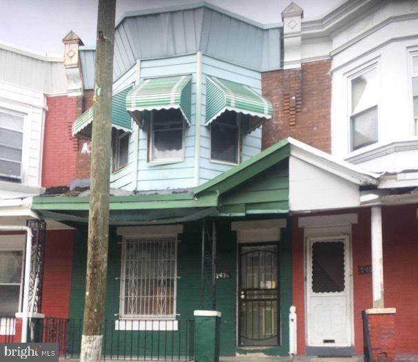 1406 N Hirst Street, PHILADELPHIA, PA 19151 (#PAPH2037376) :: Crews Real Estate