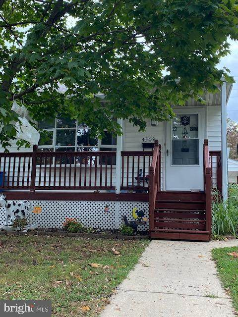 4509 10TH Avenue, TEMPLE, PA 19560 (#PABK2005658) :: The Dailey Group