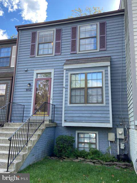 9113 Tymat Court, LAUREL, MD 20723 (#MDHW2005962) :: AG Residential