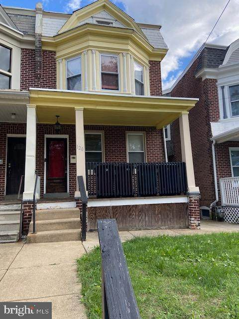 120 N Broom Street, WILMINGTON, DE 19805 (#DENC2008994) :: McClain-Williamson Realty, LLC.