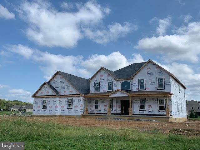32 Foxgrove Drive Lot 32, SINKING SPRING, PA 19608 (#PABK2005852) :: Linda Dale Real Estate Experts