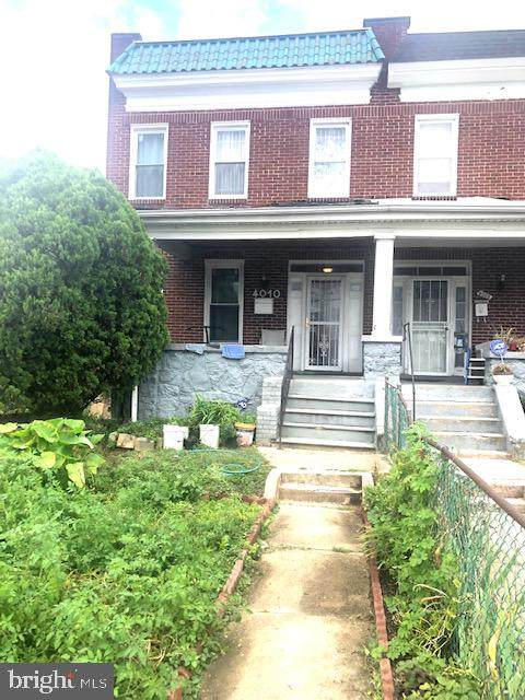 4010 W Rogers Avenue, BALTIMORE, MD 21215 (#MDBA2016038) :: The Miller Team