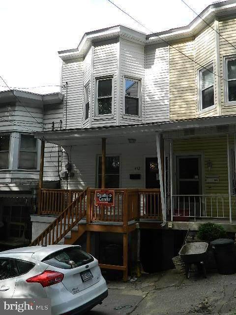 412 Greenwood Avenue, POTTSVILLE, PA 17901 (#PASK2001874) :: Flinchbaugh & Associates