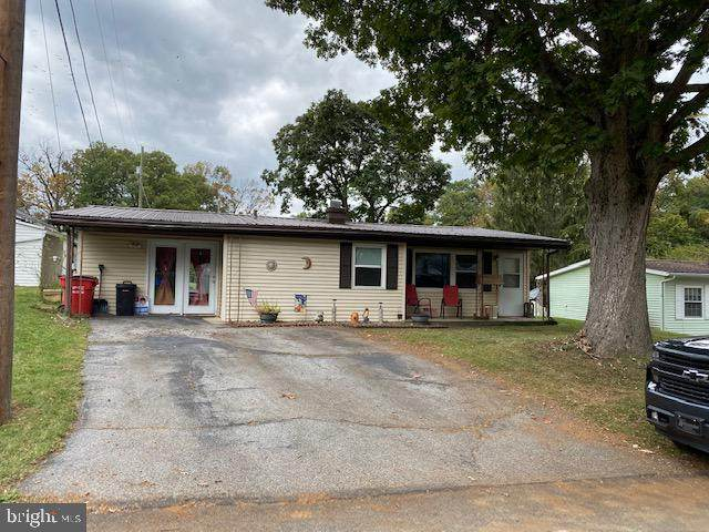 98 5TH Avenue, FAYETTEVILLE, PA 17222 (#PAFL2002806) :: Berkshire Hathaway HomeServices McNelis Group Properties
