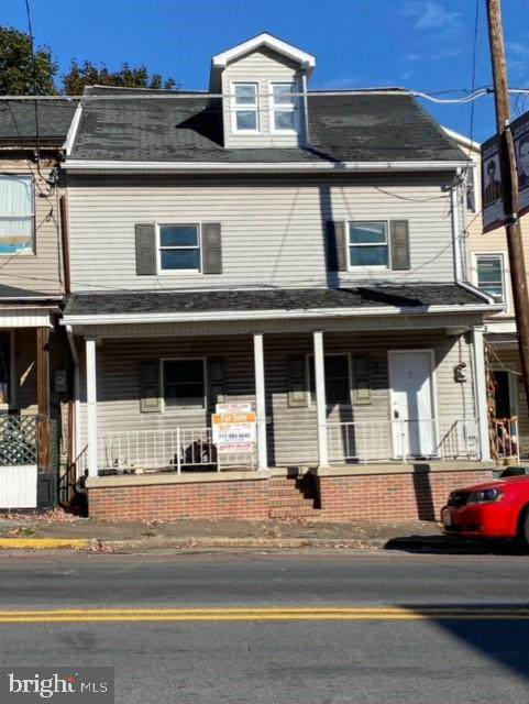1933 Centre Street, ASHLAND, PA 17921 (#PASK2001906) :: McClain-Williamson Realty, LLC.