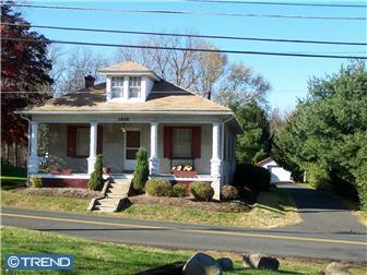 1839 Perkiomenville Road, PERKIOMENVILLE, PA 18074 (#1000274695) :: ExecuHome Realty