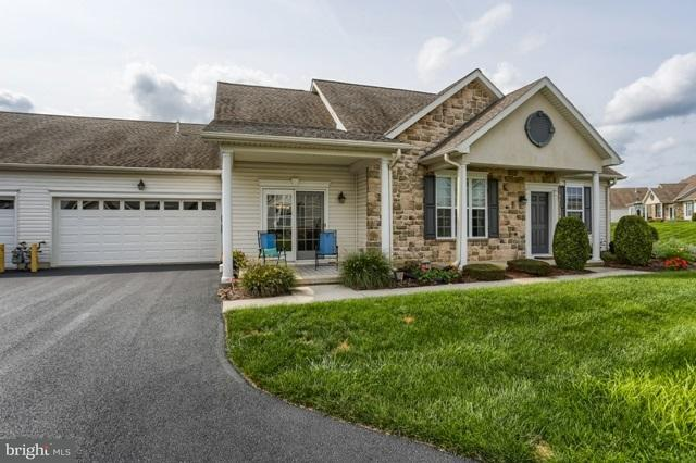 167 S Alpine Drive, YORK, PA 17408 (#1000795061) :: The Craig Hartranft Team, Berkshire Hathaway Homesale Realty
