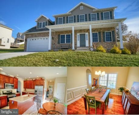 4 Grandview Drive, DILLSBURG, PA 17019 (#1000094148) :: The Joy Daniels Real Estate Group