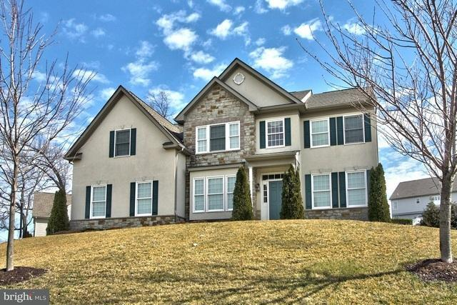 3529 Fox Pointe Lane, YORK, PA 17404 (#1000096988) :: Benchmark Real Estate Team of KW Keystone Realty