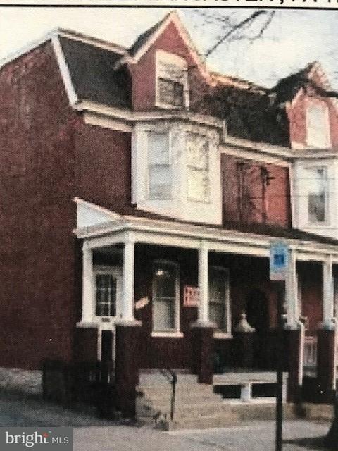 329 N Charlotte Street, LANCASTER, PA 17603 (#1000332988) :: The Jim Powers Team