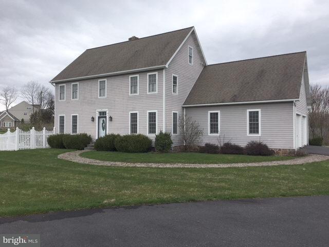 1520 Herrs Ridge Road, GETTYSBURG, PA 17325 (#1000419290) :: Benchmark Real Estate Team of KW Keystone Realty
