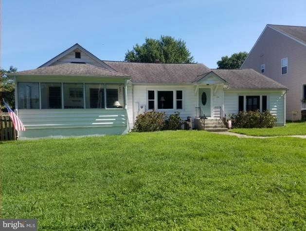 106 5TH Street, COLONIAL BEACH, VA 22443 (#1001548620) :: Remax Preferred | Scott Kompa Group
