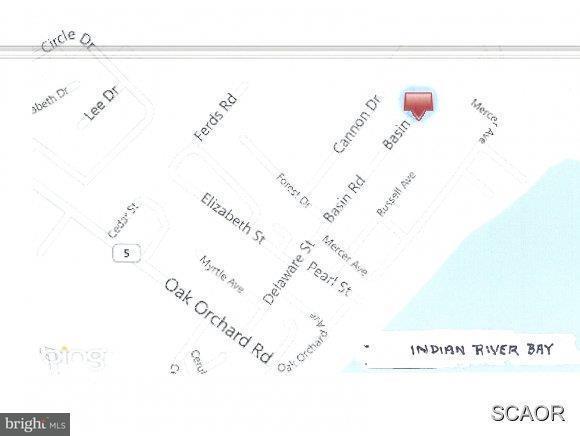 Basin Road, OAK ORCHARD, DE 19966 (#1001565200) :: Brandon Brittingham's Team
