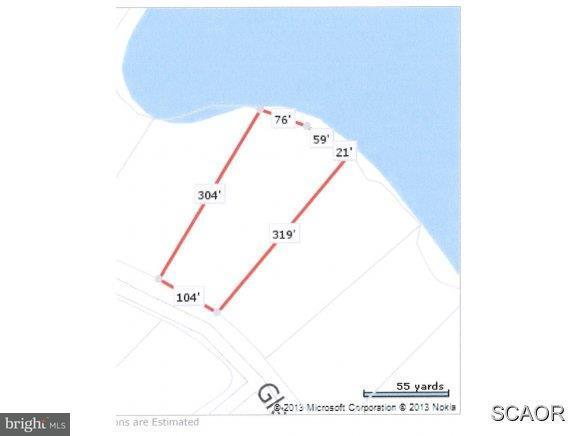 Lot 22 E Glen Loch Lane, HOUSTON, DE 19954 (#1001565312) :: The Windrow Group