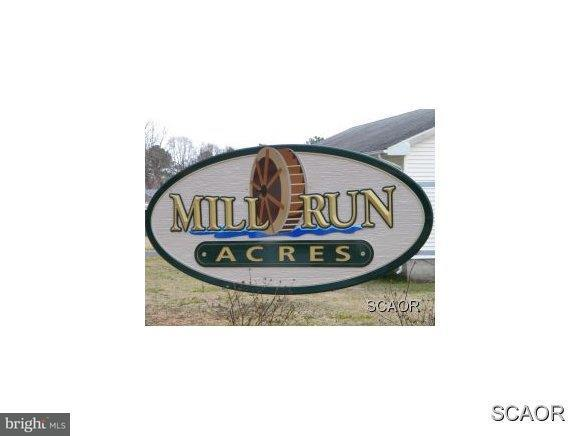 Mill Run Drive, MILLVILLE, DE 19970 (#1001565350) :: RE/MAX Coast and Country