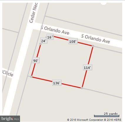 Lot 35 S Orlando Avenue #35, OCEAN VIEW, DE 19970 (#1001565976) :: Barrows and Associates