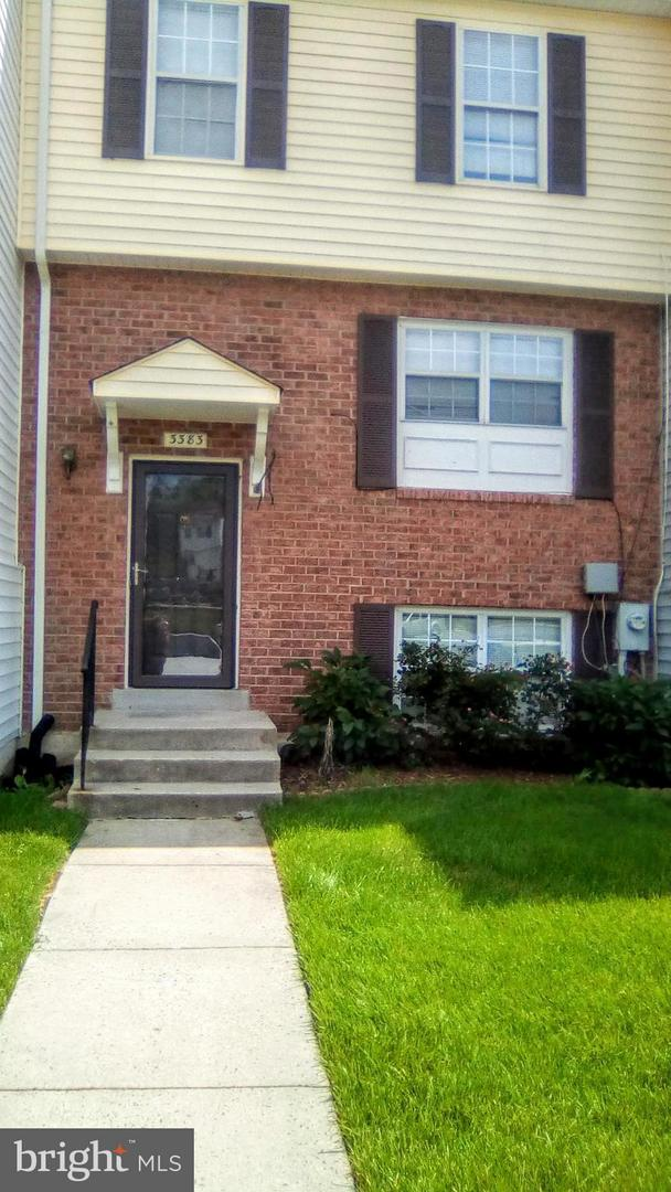 3383 Style Avenue #17, LAUREL, MD 20724 (#1001665958) :: Great Falls Great Homes