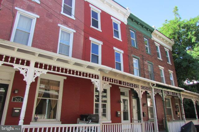 263 Delaware Street, HARRISBURG, PA 17102 (#1002028392) :: The Craig Hartranft Team, Berkshire Hathaway Homesale Realty