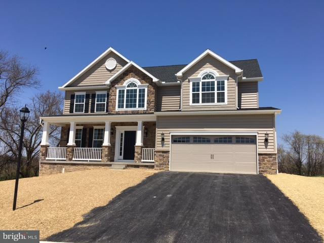 1101 Brian Lane #29, HANOVER, PA 17331 (#1002086506) :: Benchmark Real Estate Team of KW Keystone Realty