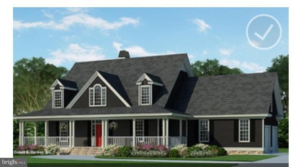 0 Sea Biscuit Road Lot 19, SNOW HILL, MD 21863 (#1002585902) :: RE/MAX Coast and Country