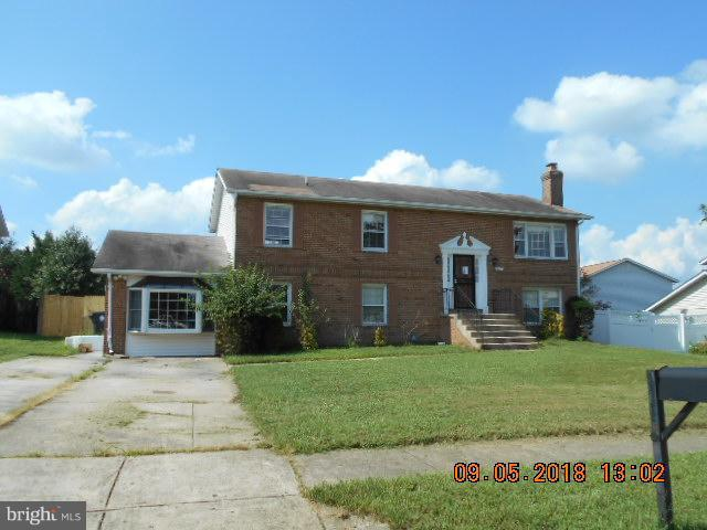 5017 Rodgers Drive, CLINTON, MD 20735 (#1003041776) :: Colgan Real Estate