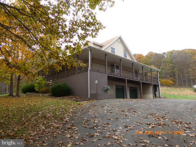 391 Hillcrest, NEW CREEK, WV 26743 (#1003320112) :: The Gus Anthony Team
