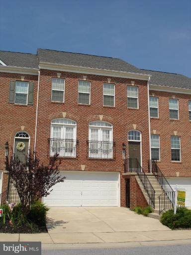 9756 Evening Bird Lane, LAUREL, MD 20723 (#1007051696) :: Colgan Real Estate