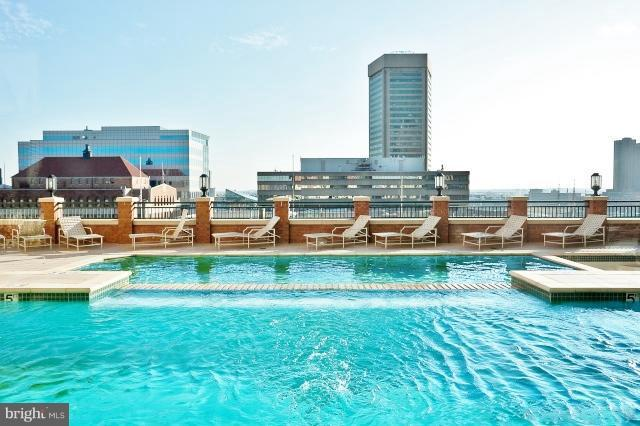 414 Water Street #1504, BALTIMORE, MD 21202 (#1007544380) :: Pearson Smith Realty
